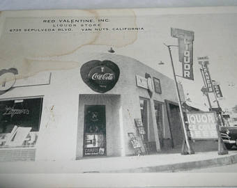 Picture of liquor store
